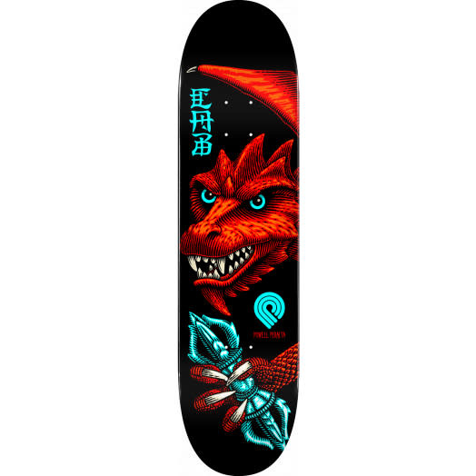 Powell DECK-POWELL DRAGON WING CABALLERO (8.25)