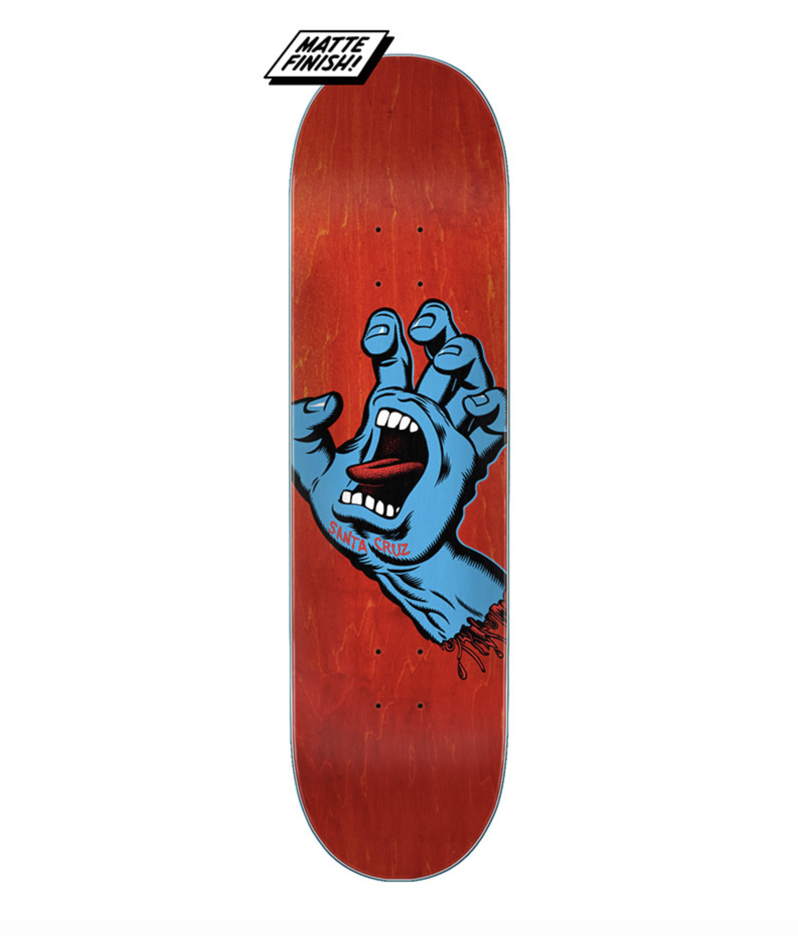 Santa Cruz DECK-SANTA CRUZ SCREAMING HAND (8)