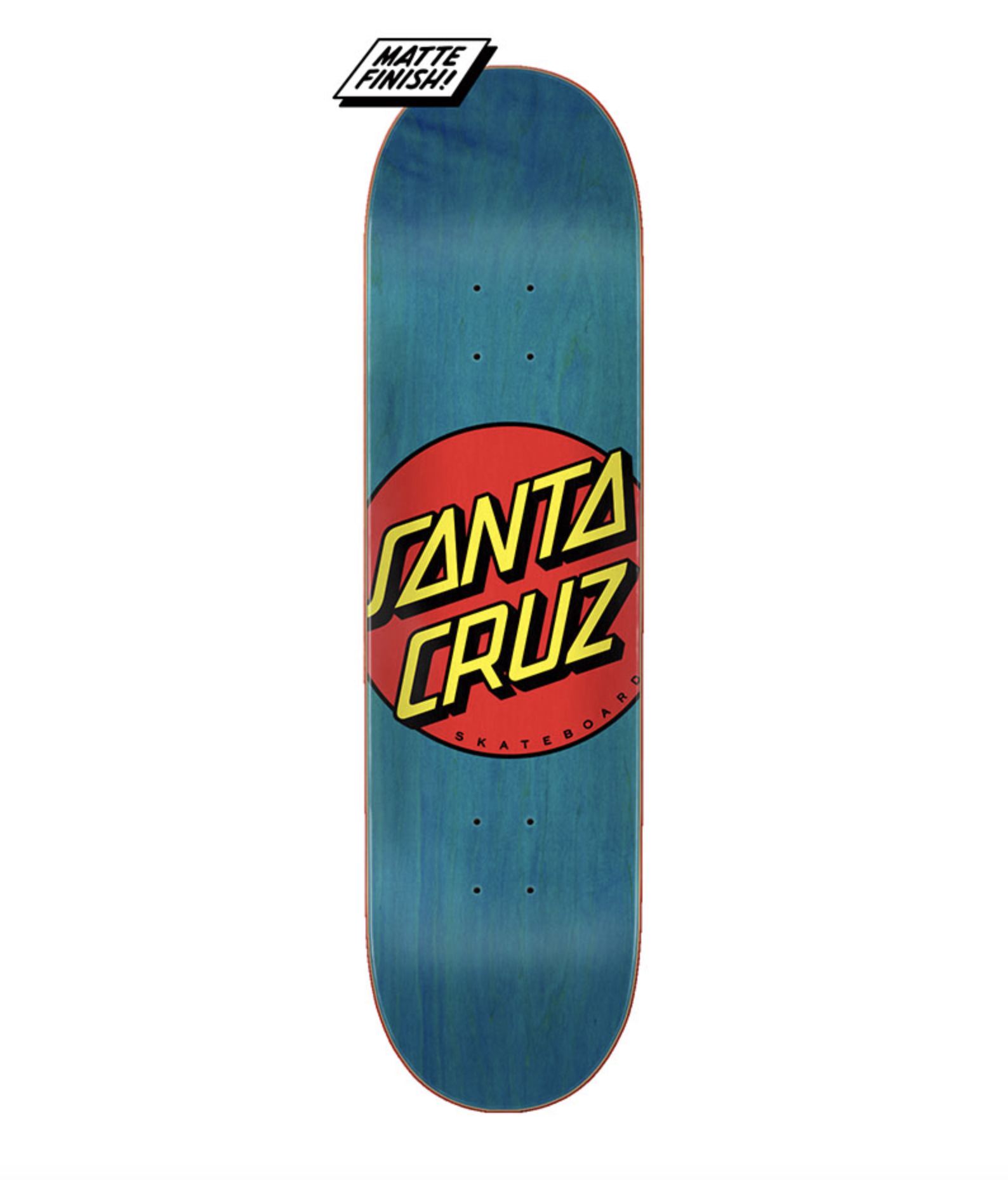 Santa Cruz DECK-SANTA CRUZ CLASSIC DOT (8.5)