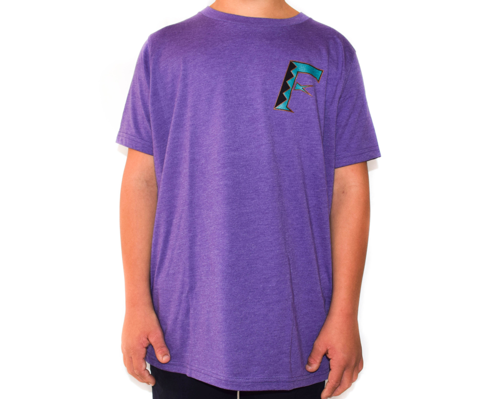 Freedom Boardshop TEE-FREEDOM KIDS DBACKS