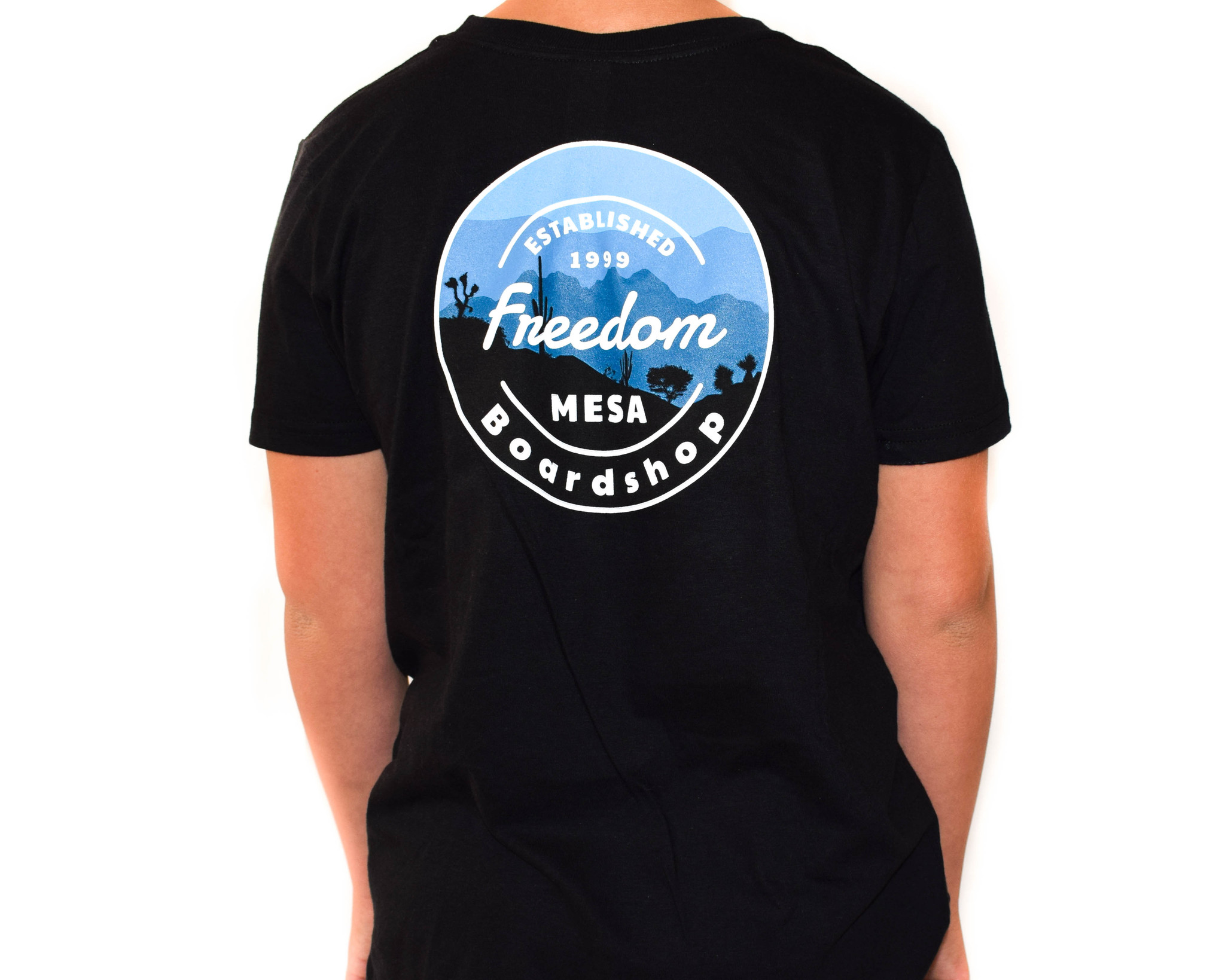 Freedom Boardshop TEE-FREEDOM KIDS FOUR PEAKS