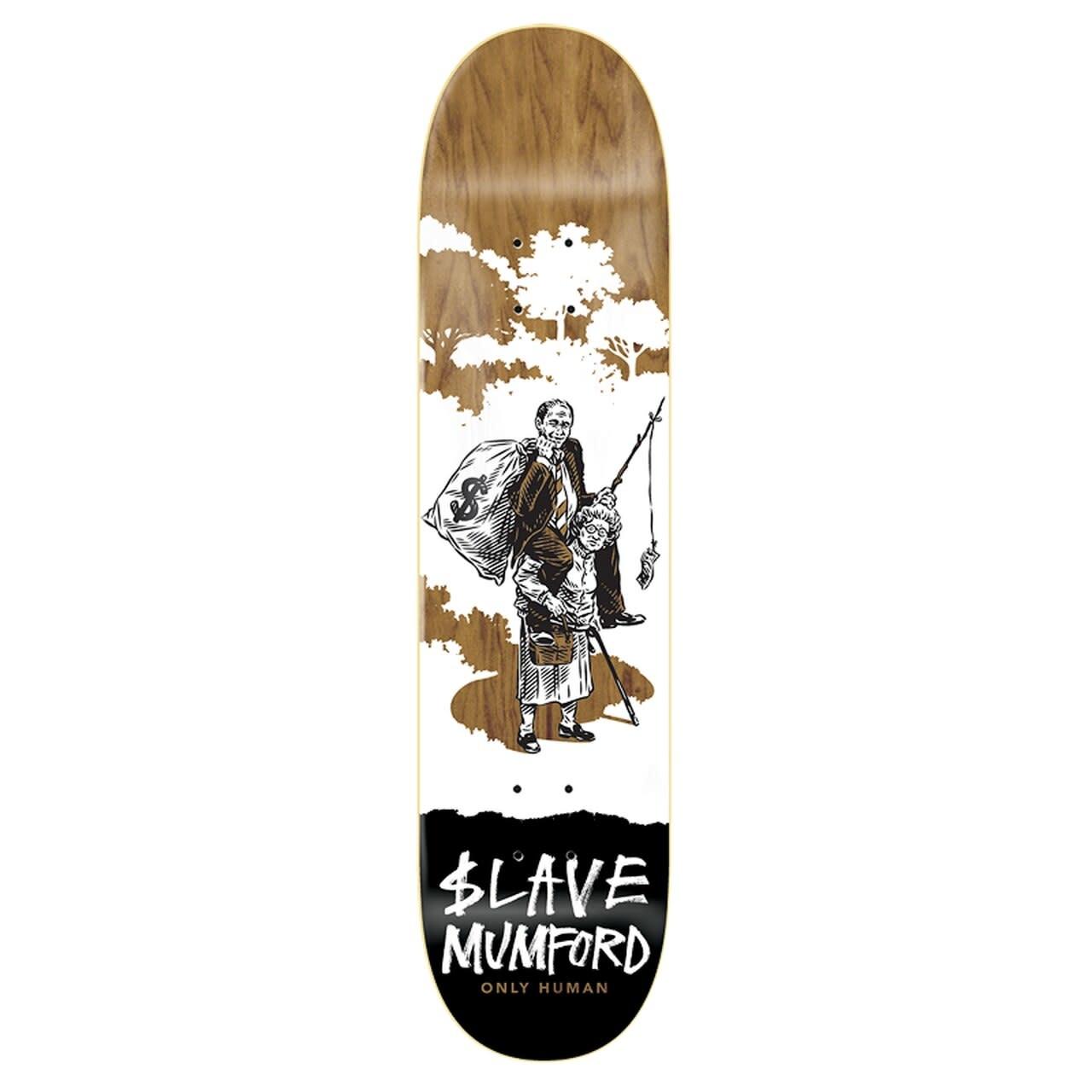 Slave DECK-SLAVE ONLY HUMAN MUMFORD (8.25)