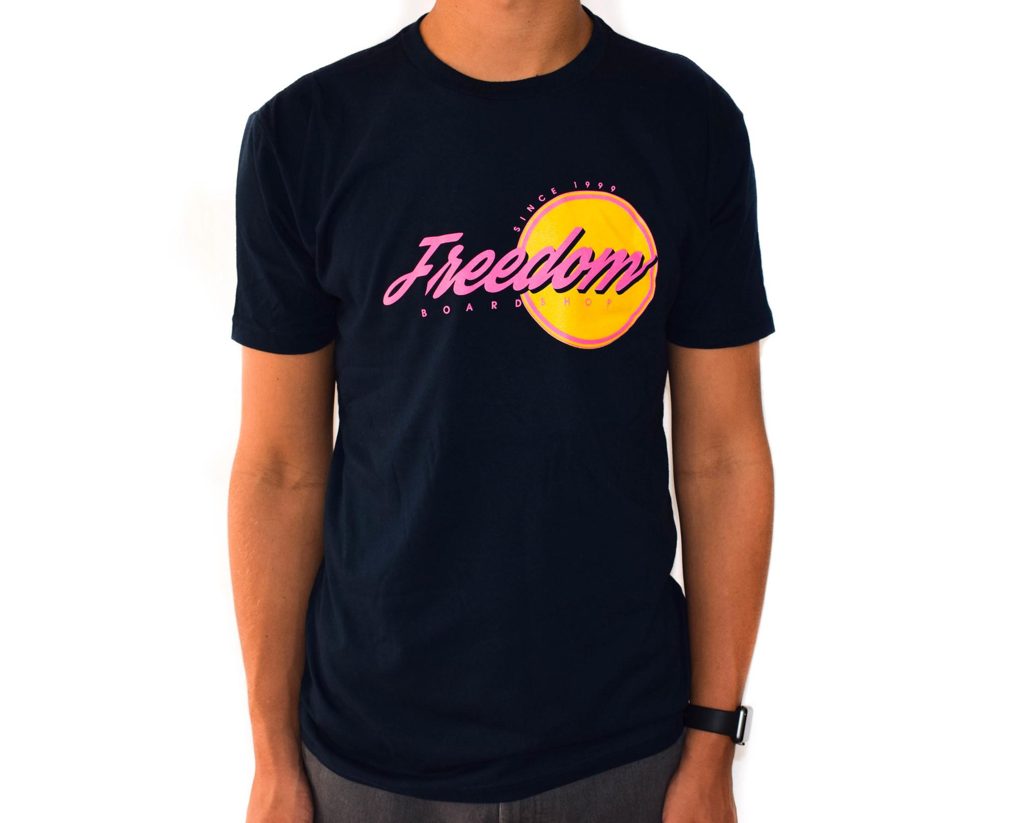 Freedom Boardshop TEE-FREEDOM 70's