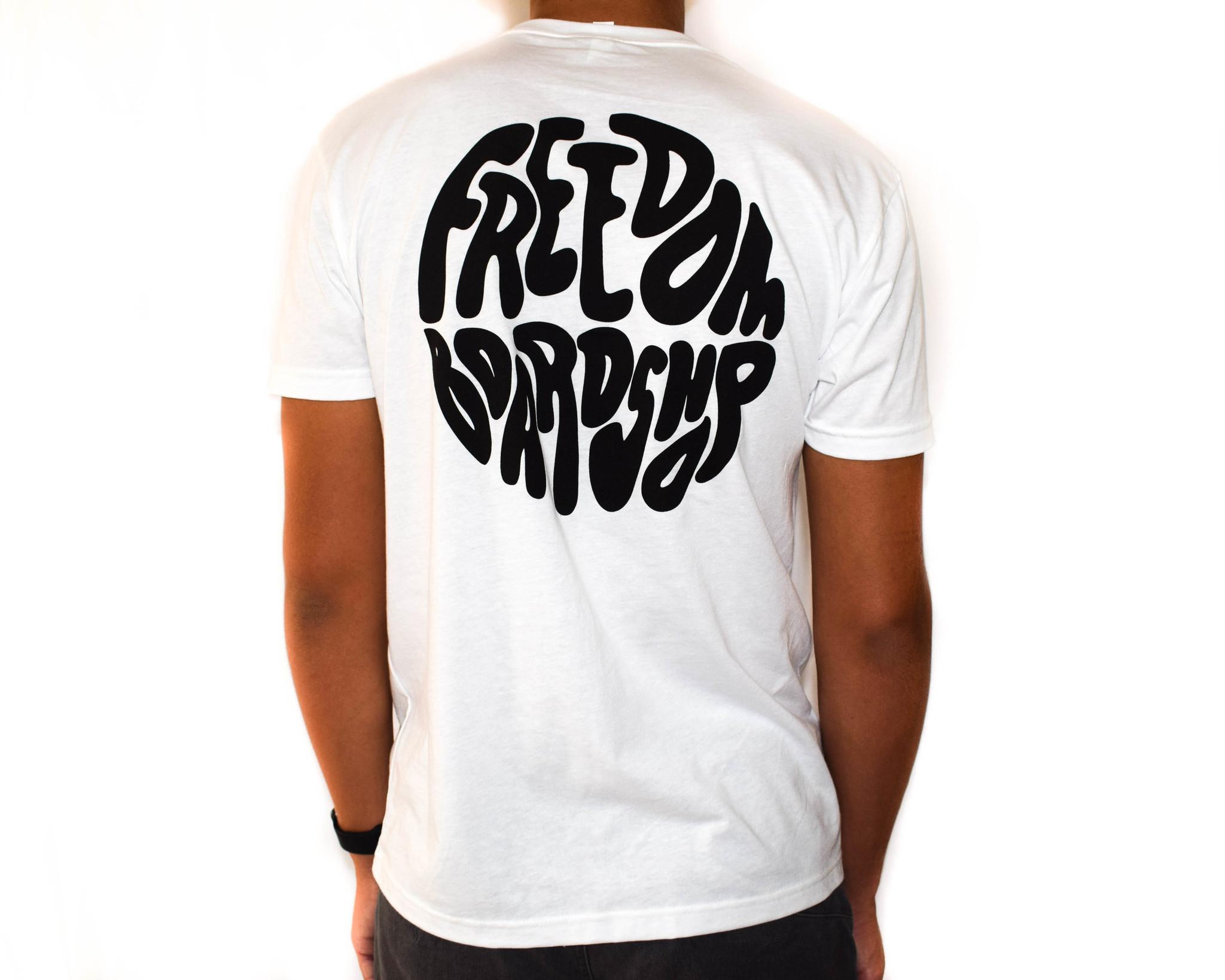 Freedom Boardshop TEE-FREEDOM PSYCHEDELIC
