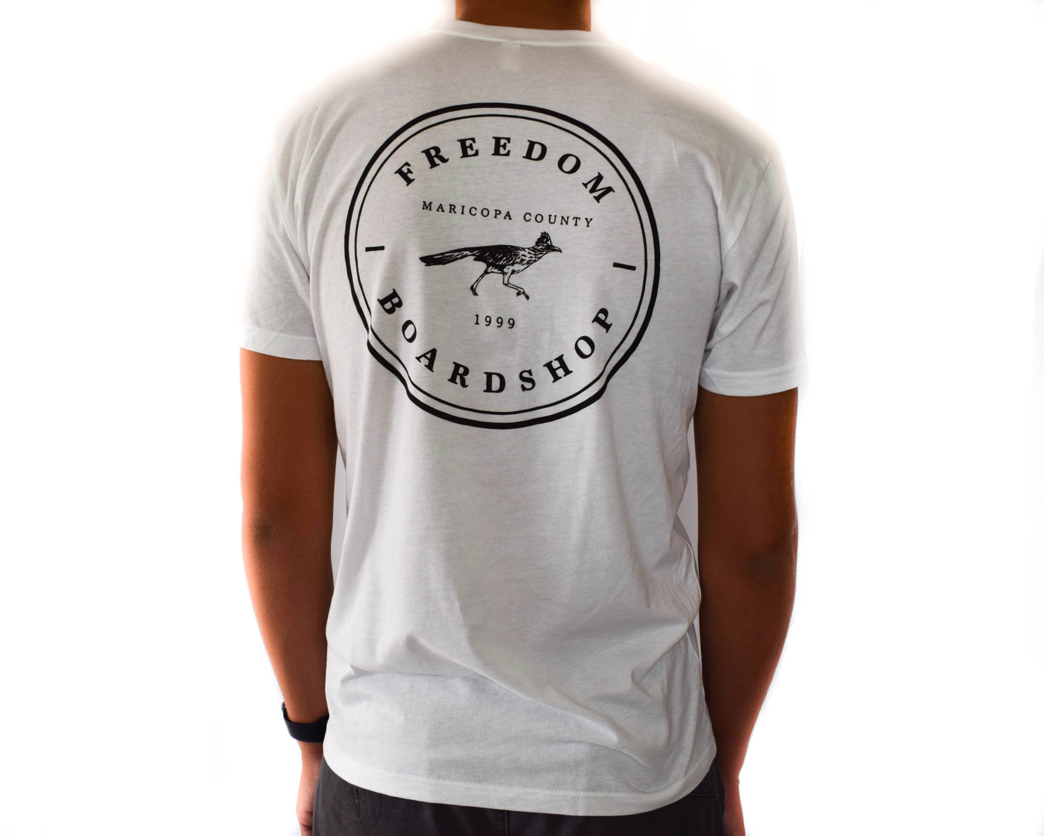 Freedom Boardshop TEE-FREEDOM ROADRUNNER