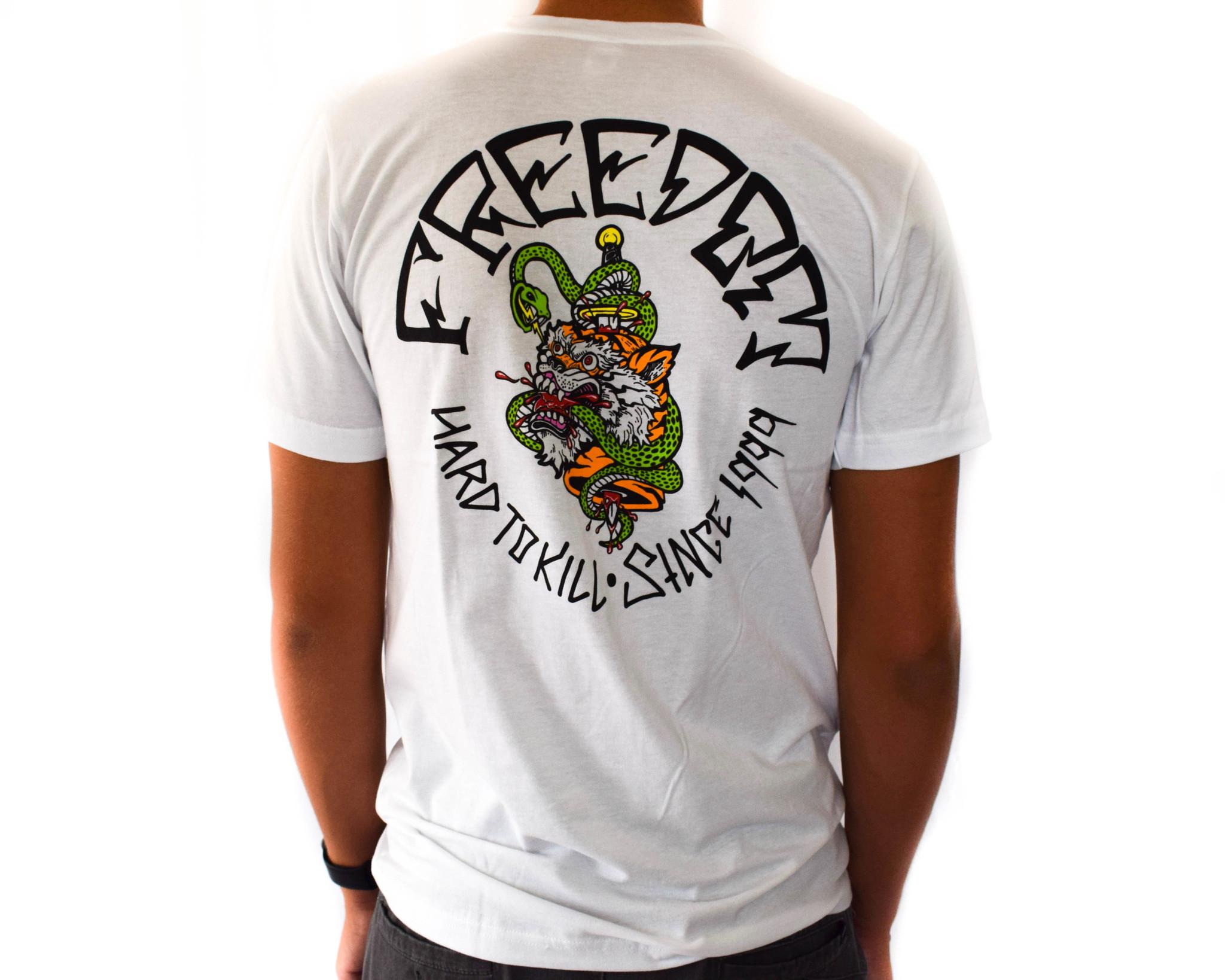 Freedom Boardshop TEE-FREEDOM HARD TO KILL