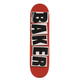 Baker DECK-BAKER BRAND LOGO BLACK (8.38)
