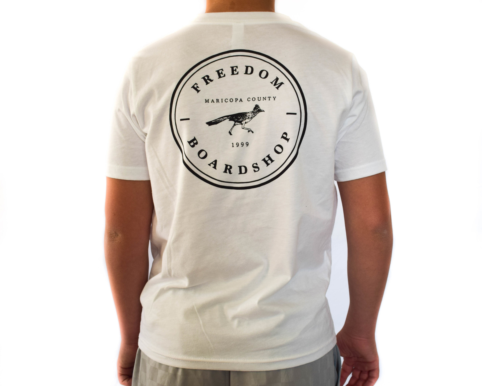 Freedom Boardshop TEE-FREEDOM KIDS ROADRUNNER