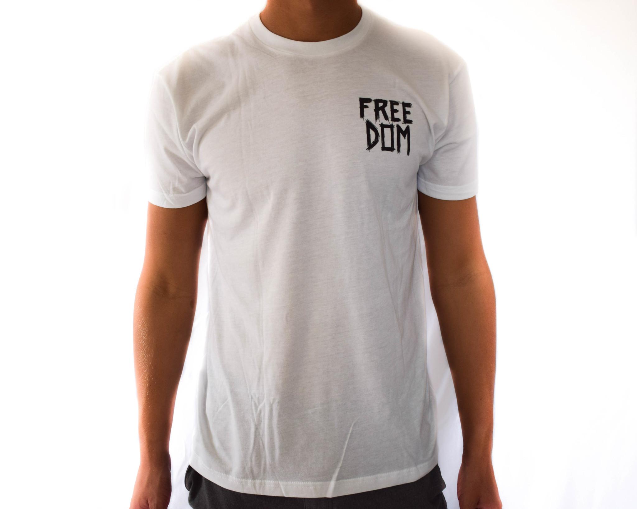 Freedom Boardshop TEE-FREEDOM TRUCK