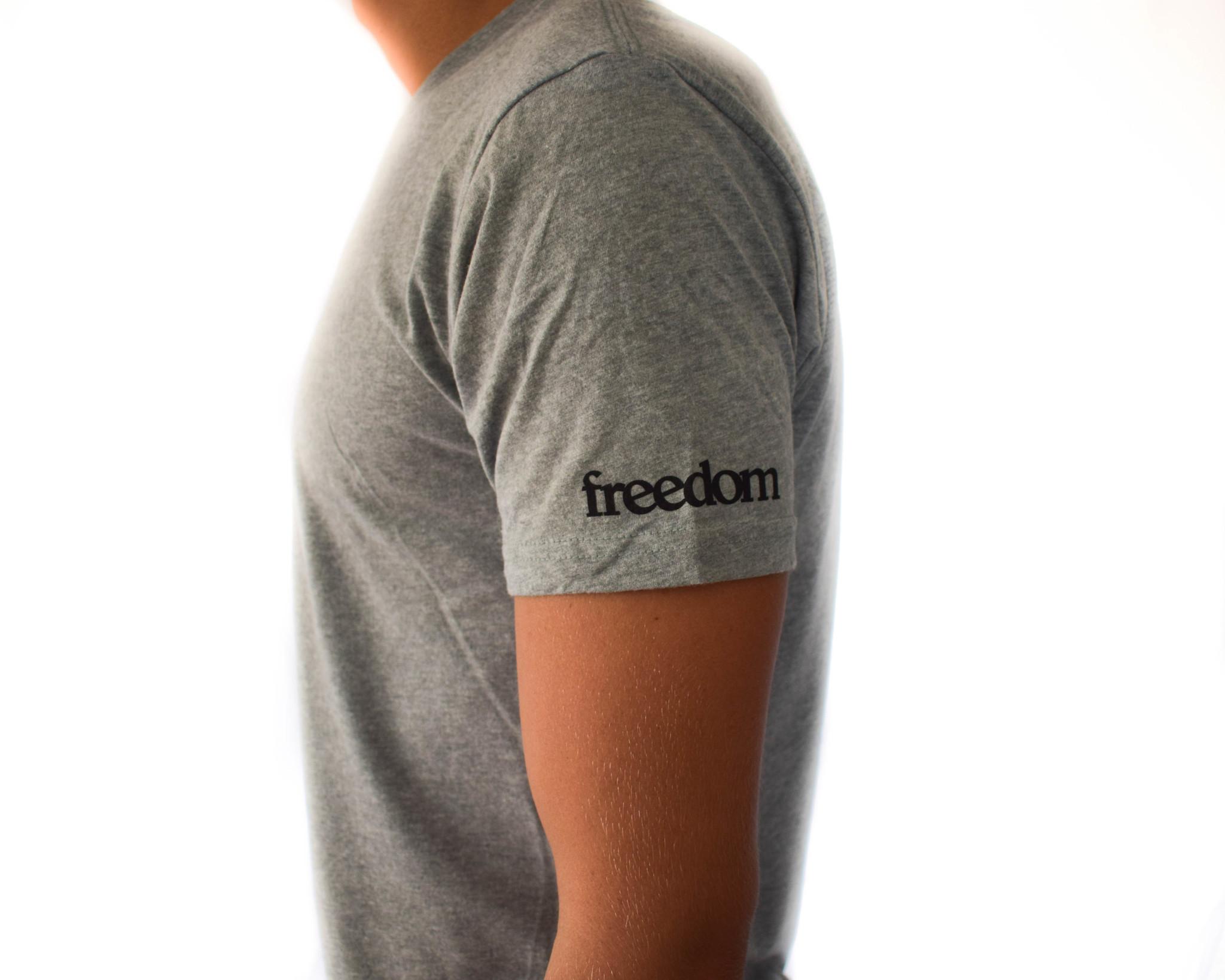 Freedom Boardshop TEE-FREEDOM SLEEVE