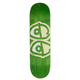 Krooked DECK-KROOKED EYES GREEN (8)