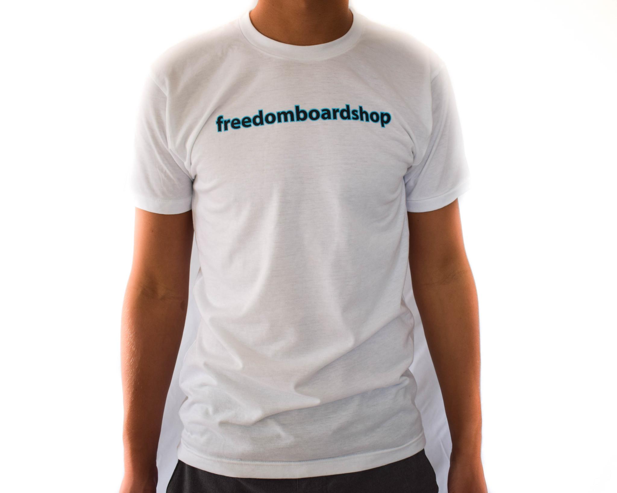 Freedom Boardshop TEE-FREEDOM RETRO
