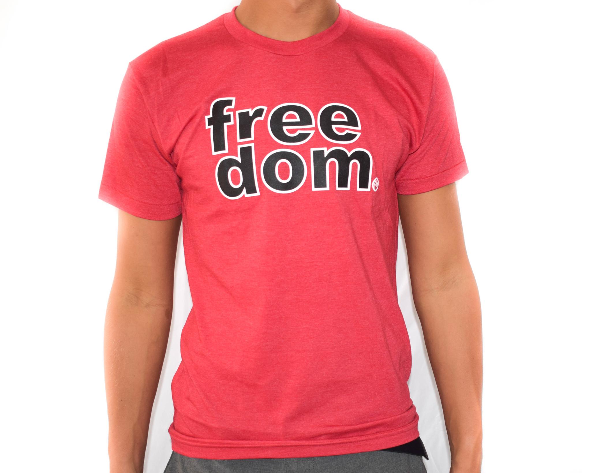 Freedom Boardshop TEE-FREEDOM STACK