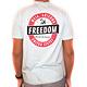 Freedom Boardshop TEE-FREEDOM CERVEZA