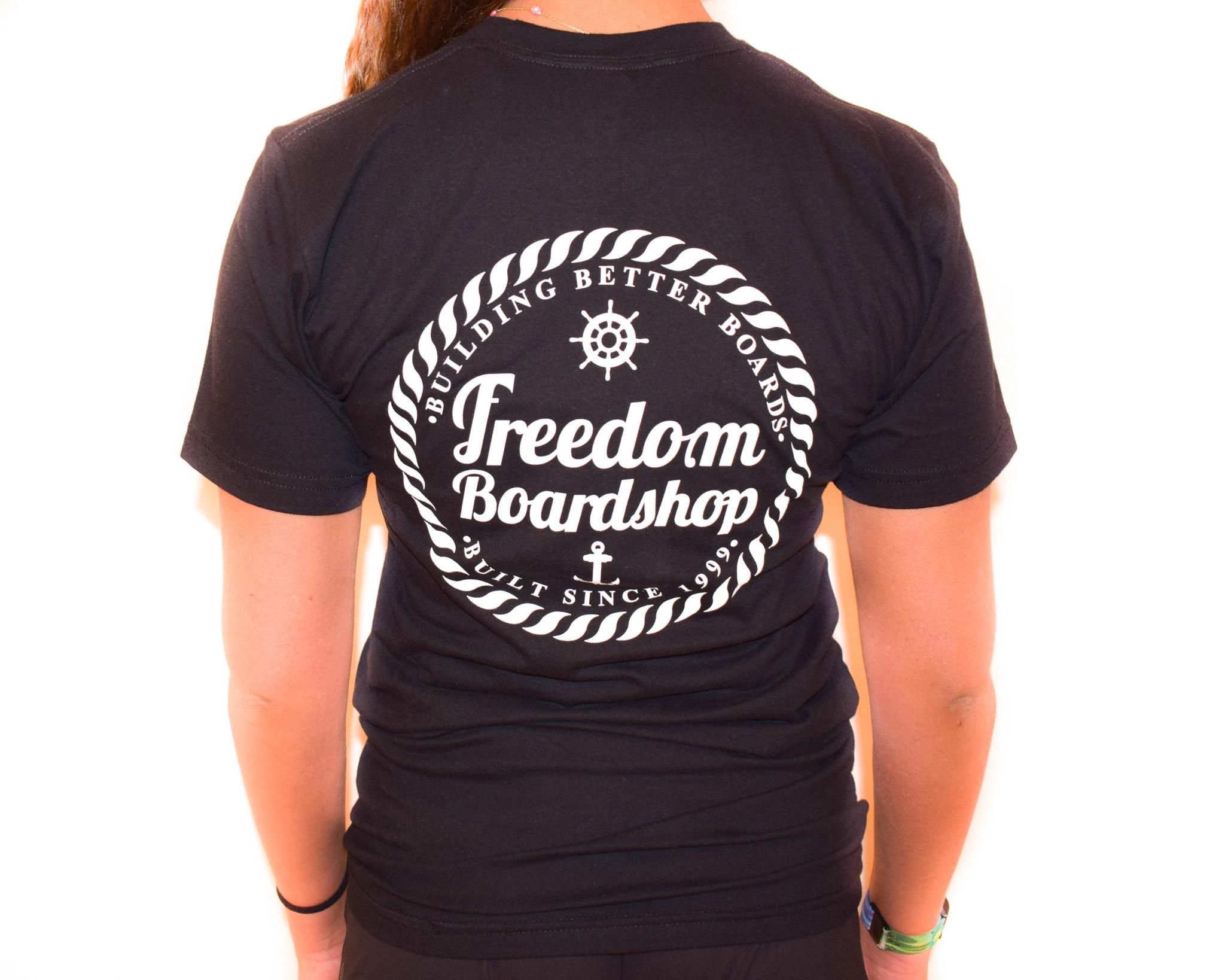 Freedom Boardshop TEE-FREEDOM SEA
