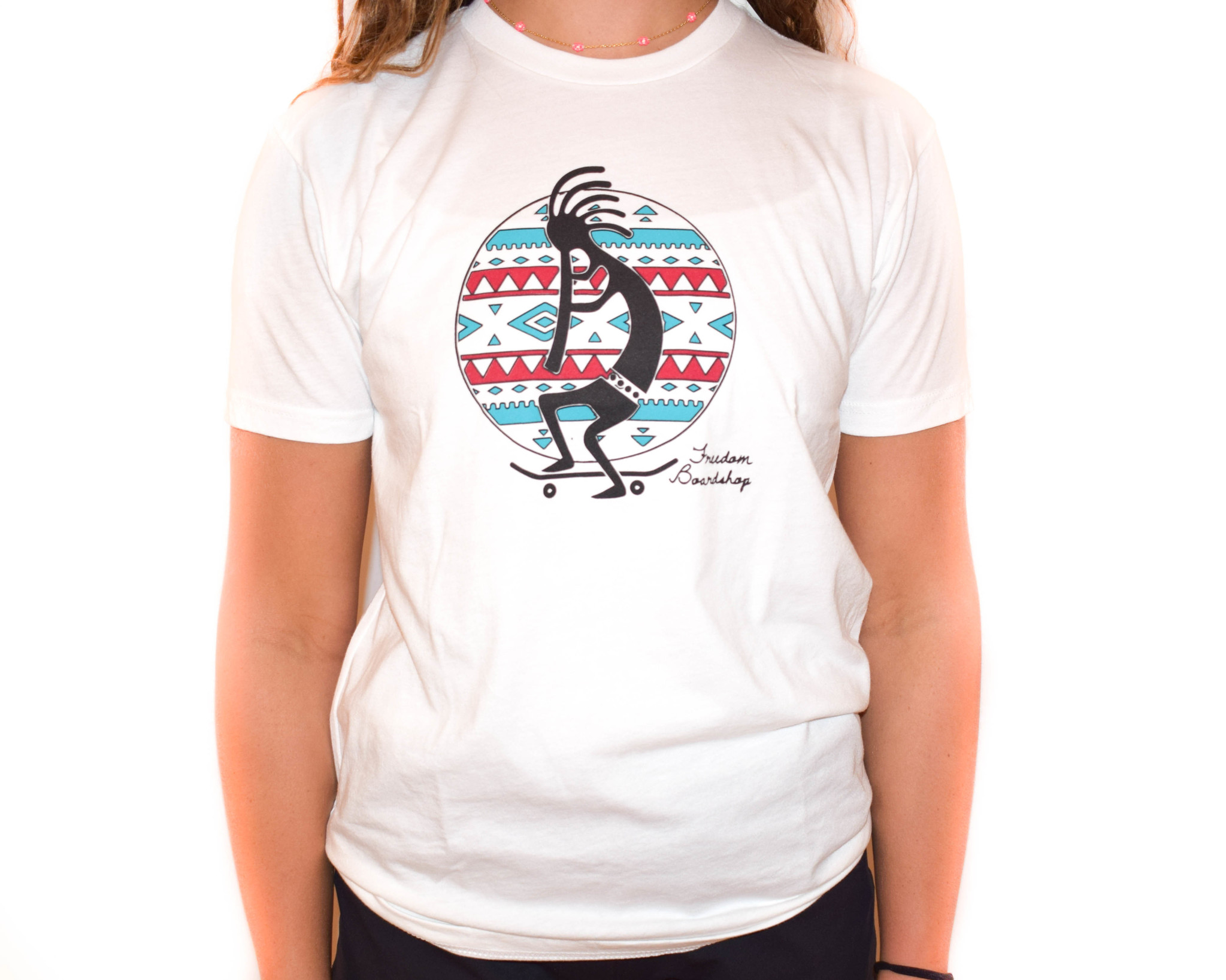Freedom Boardshop TEE-FREEDOM KOKOPELLI