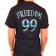 Freedom Boardshop TEE-FREEDOM DBACKS