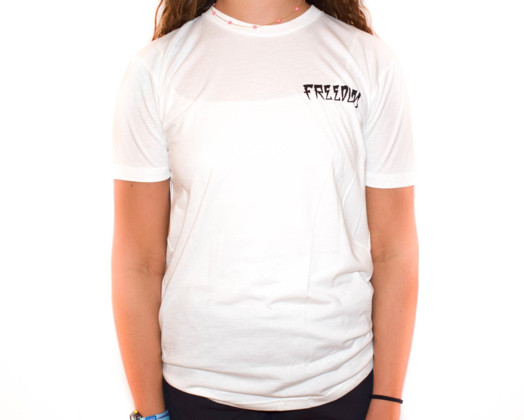 Freedom Boardshop TEE-FREEDOM SKULL BOWL