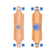 WHITE WAVE LONGBOARD-WHITE WAVE DRIFTER BLUE
