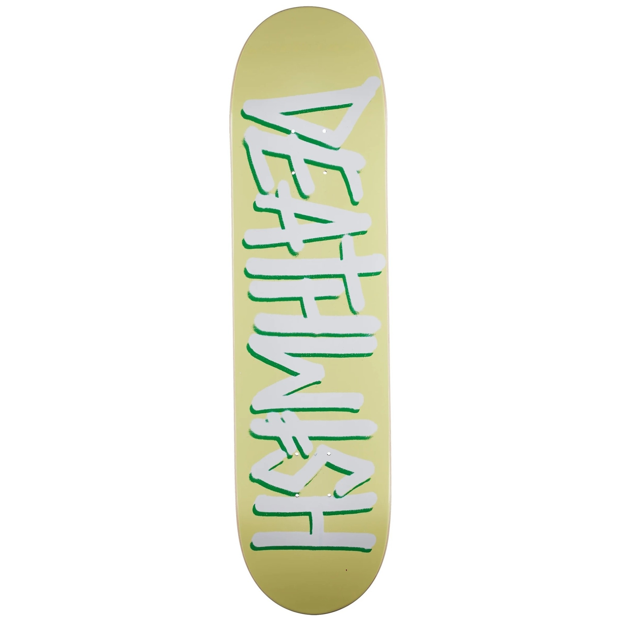 Deathwish DECK-DEATHWISH DEATHSPRAY PALE YELLOW (8)