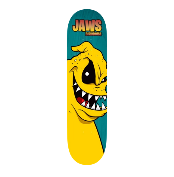 Birdhouse DECK-BIRDHOUSE YUK MOUTH JAWS (8.38)