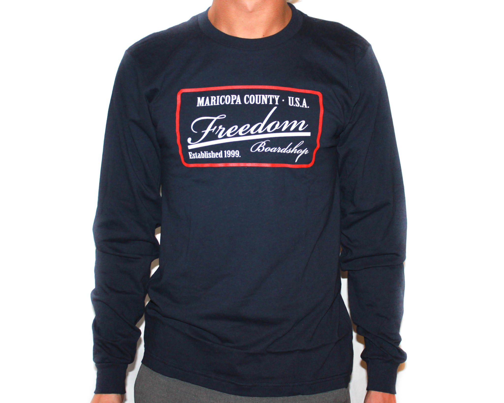 Freedom Boardshop TEE-FREEDOM MARICOPA L/S