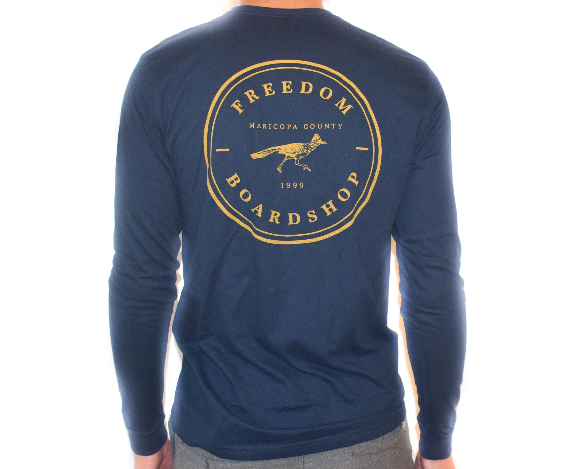 Freedom Boardshop TEE-FREEDOM ROADRUNNER L/S
