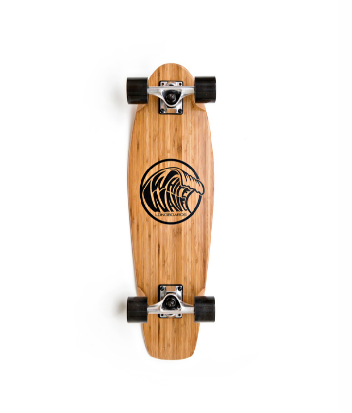 WHITE WAVE LONGBOARD-WHITE WAVE MISSILE