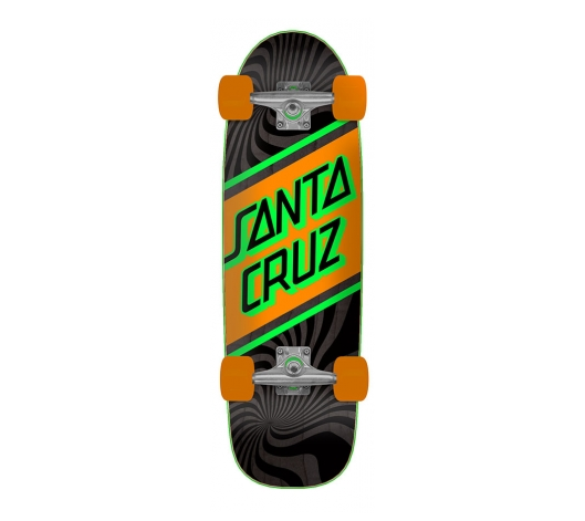 Santa Cruz LONGBOARD-SANTA CRUZ STREET SKATE ORANGE