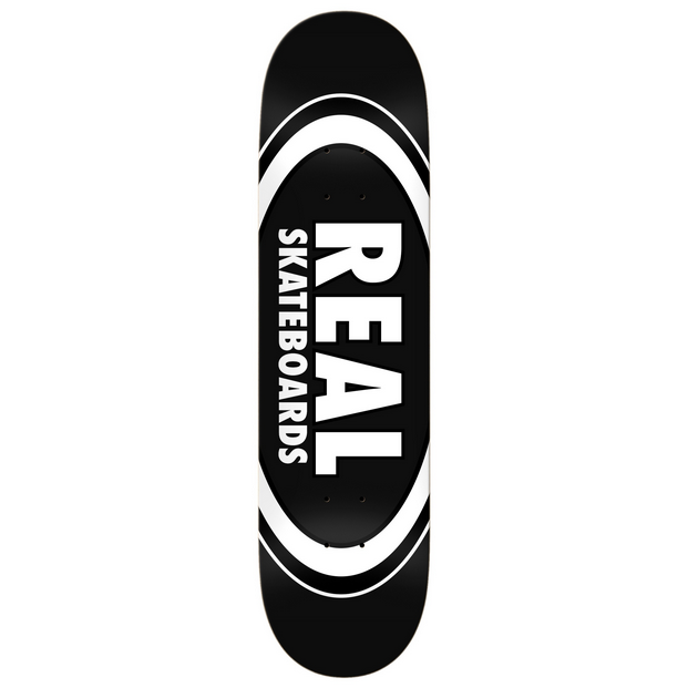 Real DECK-REAL CLASSIC OVAL (8.25)