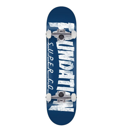 Foundation COMPLETE-FOUNDATION THRASHER BLUE (8)