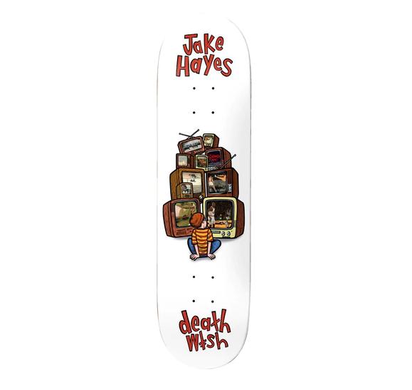 Deathwish DECK-DEATHWISH CHANNEL SURFING HAYES (8.25)