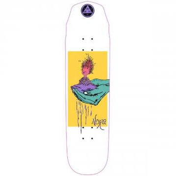 Welcome DECK-WELCOME SOIL ON WICKED PRINCESS (8.1)
