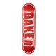 Baker DECK-BAKER BRAND NAME RED THEOTIS (8.5)