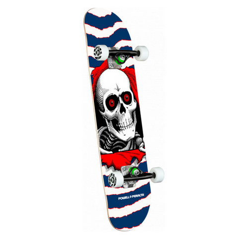 Powell COMPLETE-POWELL RIPPER ONE OFF BIRCH NAVY (7.75)