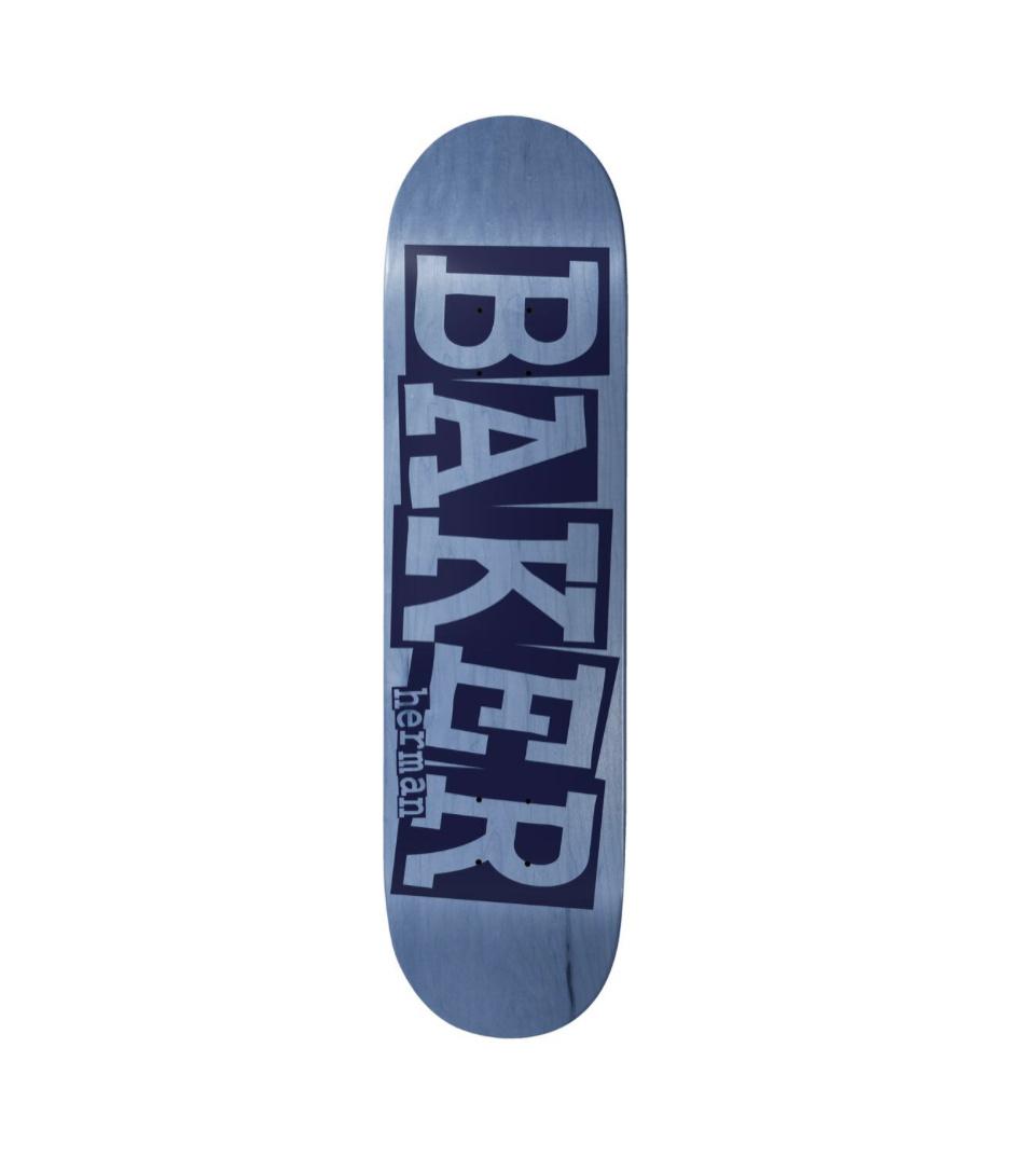 Baker DECK-BAKER RIBBON VENEER BLUE HERMAN (8.25)