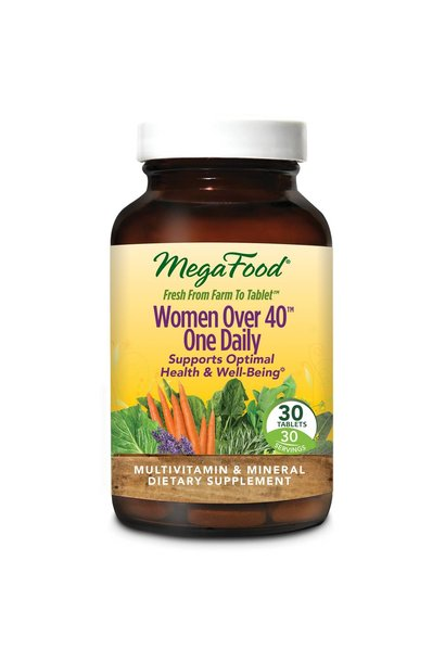 Multivitamin Women Over 40 One Daily