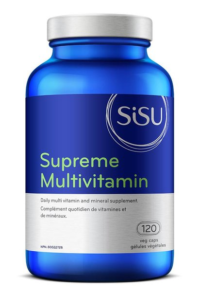 Supreme Multivitamin - 120 capsules