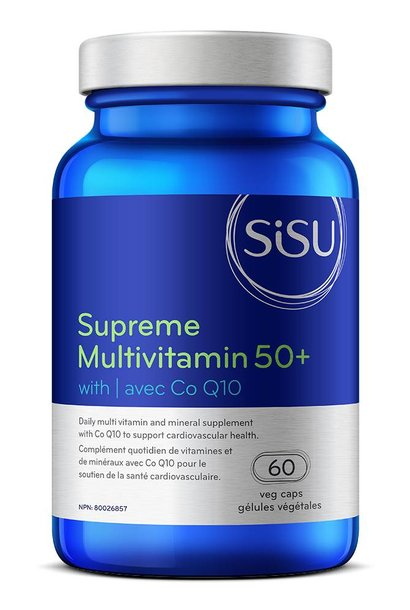 Supreme Multivitamin 50+