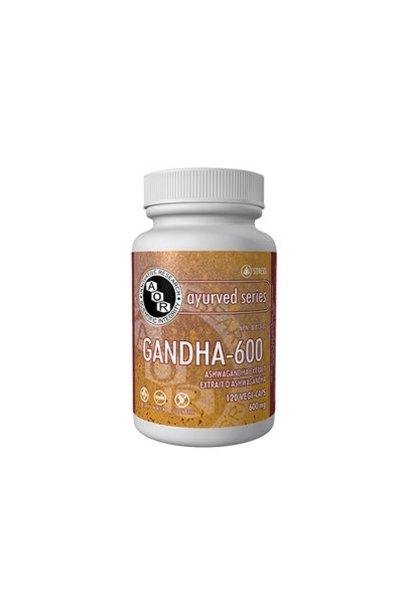 Stress - Gandha-600 - 120 capsules