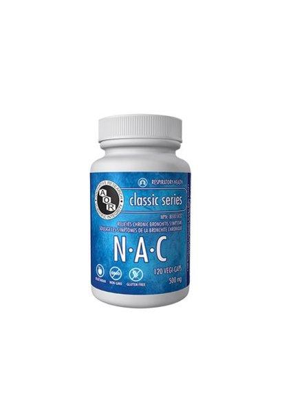 Antioxidant - NAC - 120 caps