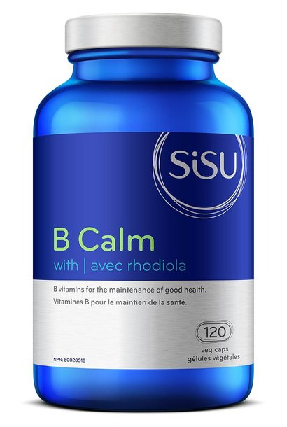 B Calm with Rhodiola