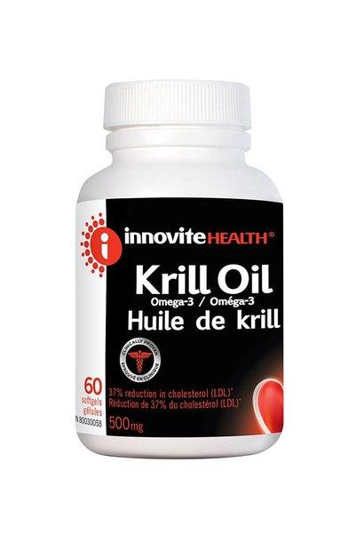 Krill Oil Omega-3 (500mg or 1000mg) - 60 softgel