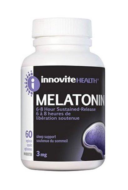 Melatonin - 3 mg - time released - 60 V caps