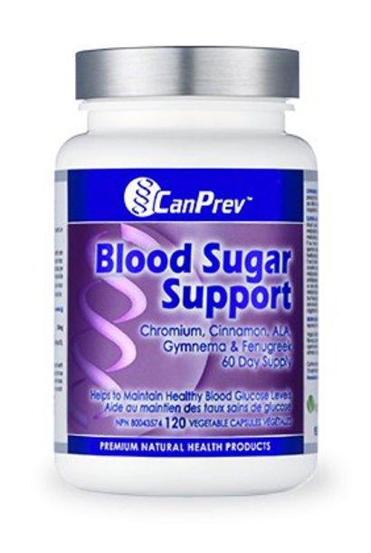 Blood Sugar Support 120 V caps