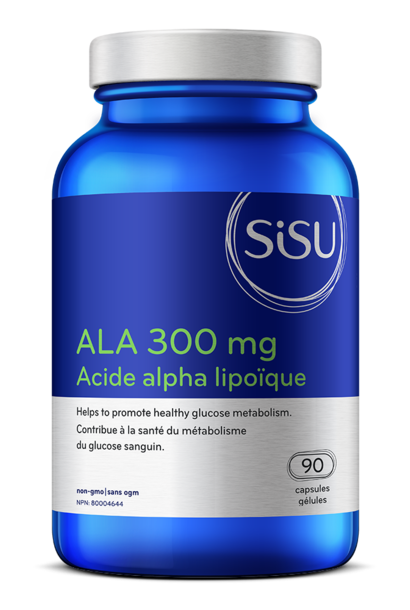 Alpha Lipoic Acid - ALA 300mg