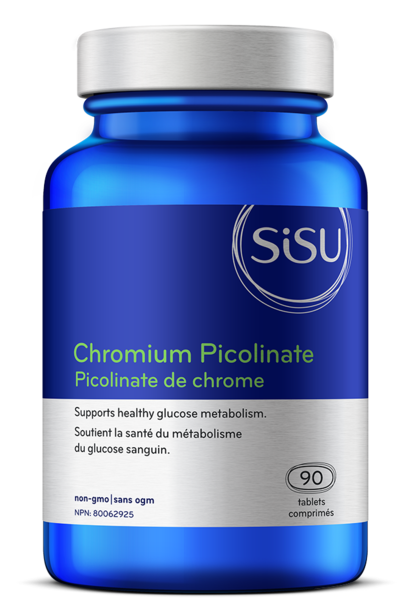 Chromium Picolinate 90 Vcaps