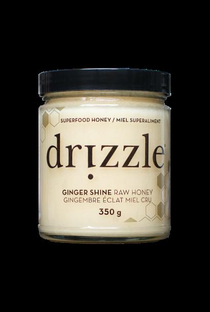 Ginger Shine Raw Honey - 350g