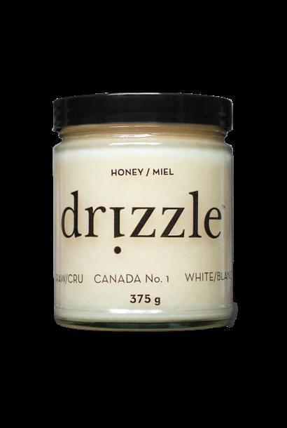 White Raw Honey - 375g