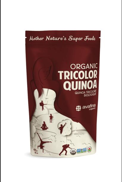 Organic Tricolor Quinoa 425g